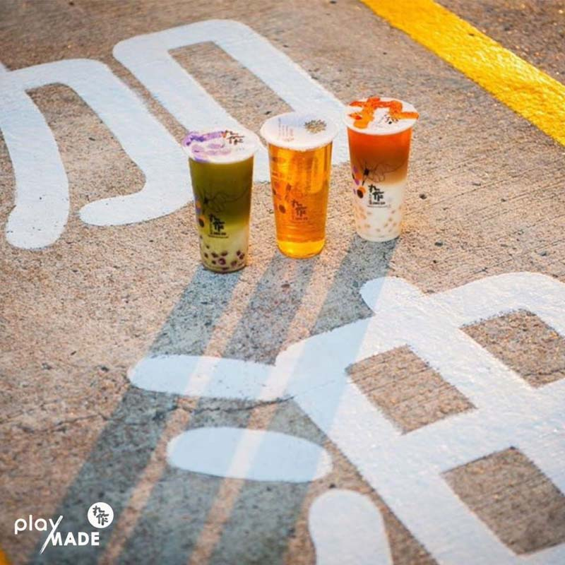 Bubble Tea Delivery Guide Singapore 2020 Playmade Online 1