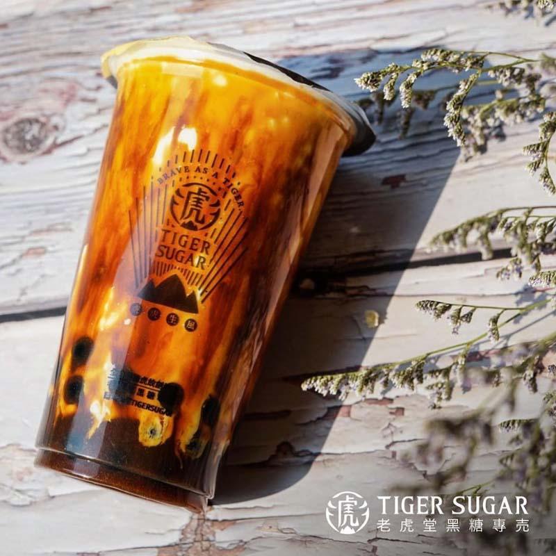 Bubble Tea Delivery Guide Singapore 2020 Tiger Sugar Online 1