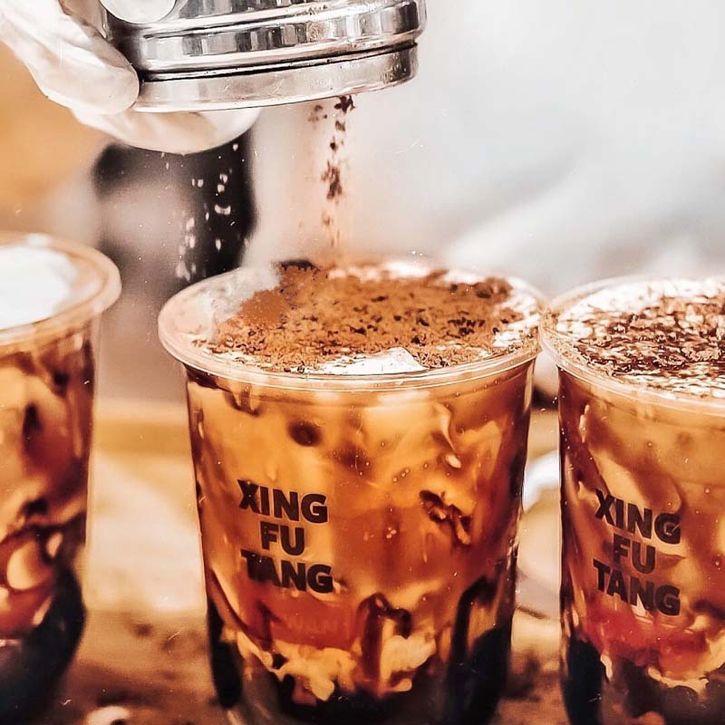 Bubble Tea Delivery Guide Singapore 2020 Xing Fu Tang Online 2