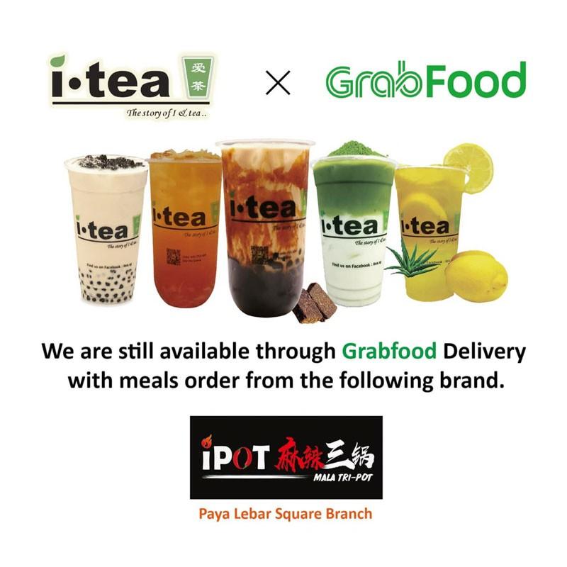 Bubble Tea Delivery Guide Singapore 2020 Itea Online 2
