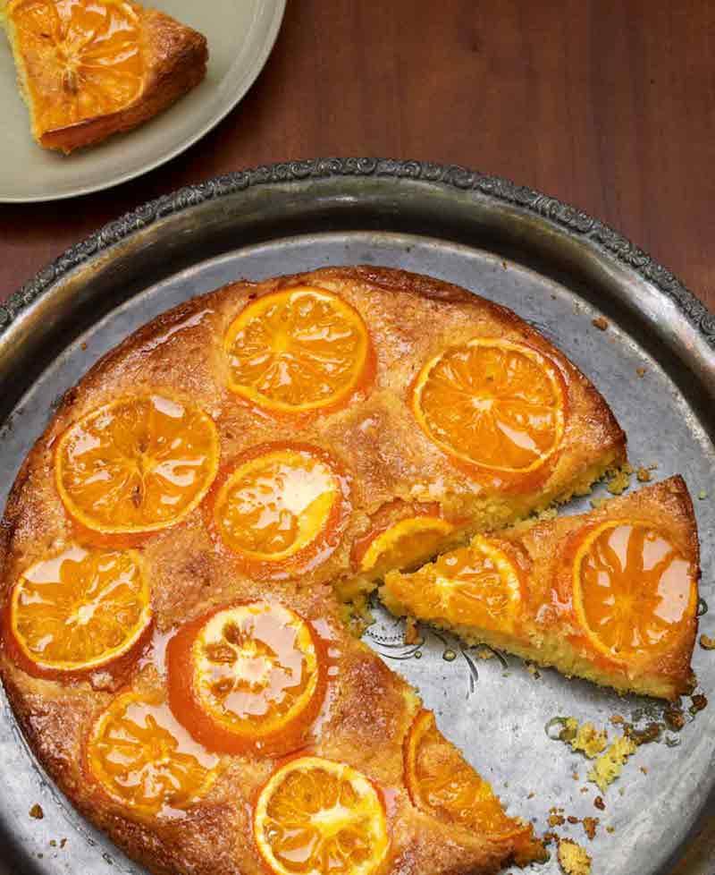 Online Tangerine Cake