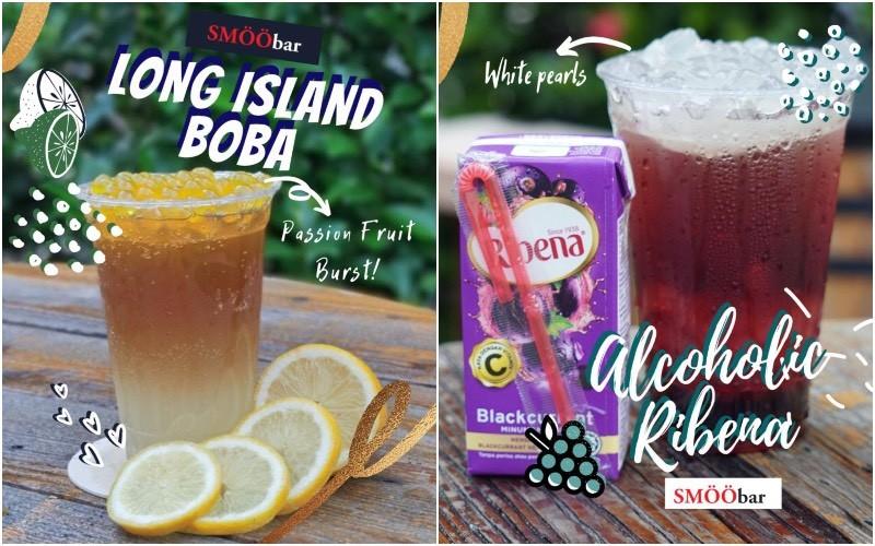 Smoorbar Alcoholic Bubble Tea Online 1