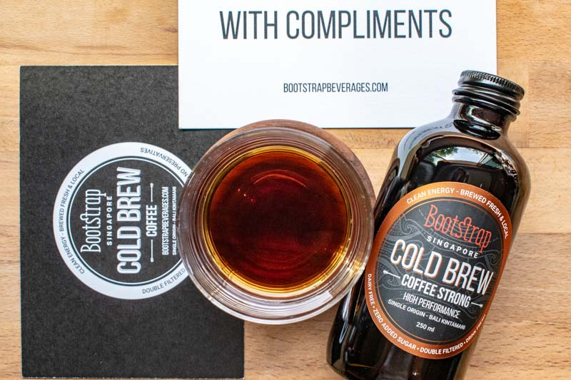 Bootstrap Beverages Cold Brew Coffee Tea 12