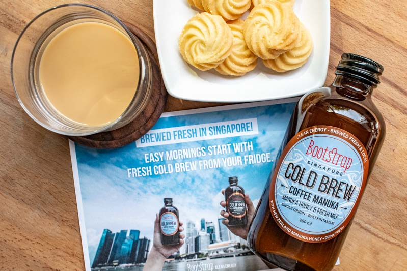Bootstrap Beverages Cold Brew Coffee Tea 13
