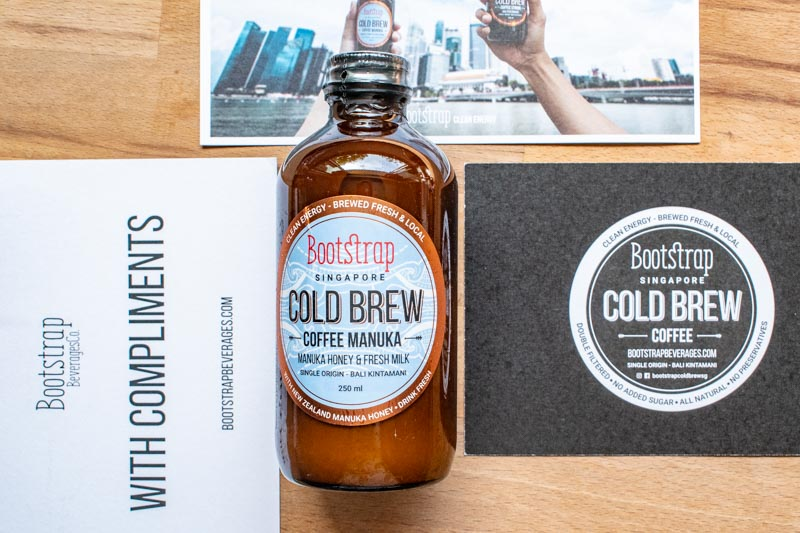 Bootstrap Beverages Cold Brew Coffee Tea 8