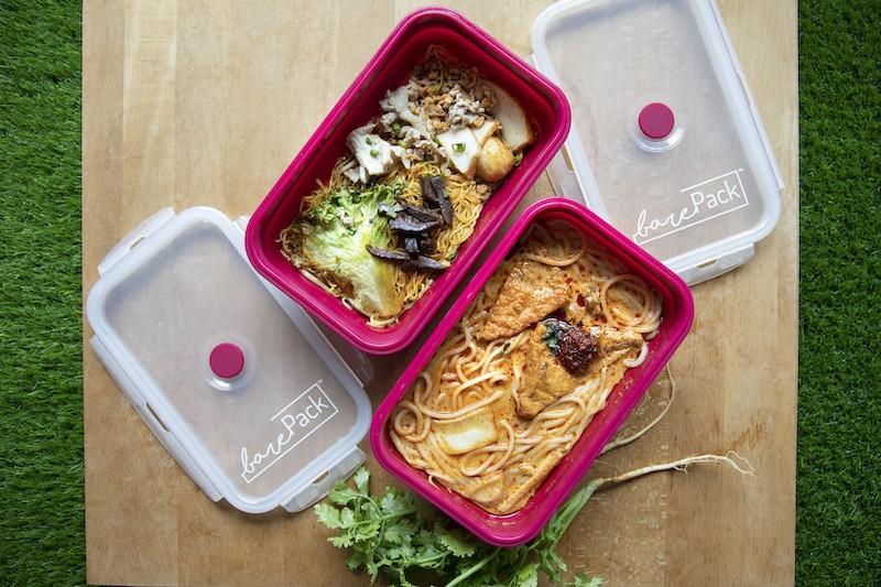 Foodpanda Lunch Box