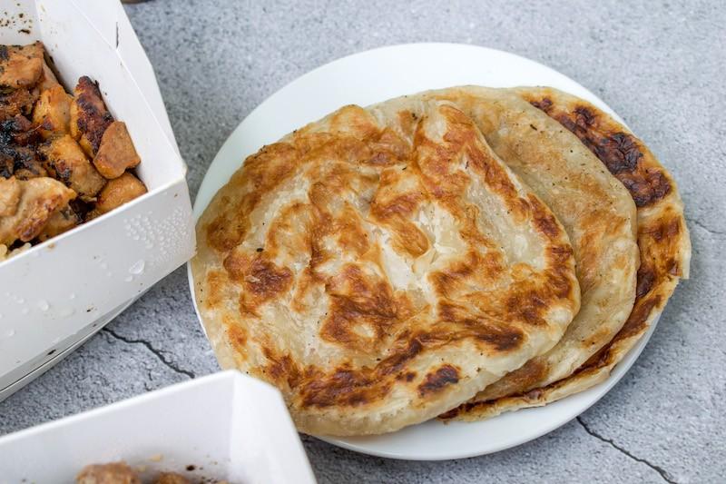 Huoyanshaiziniu Scallion Pancake