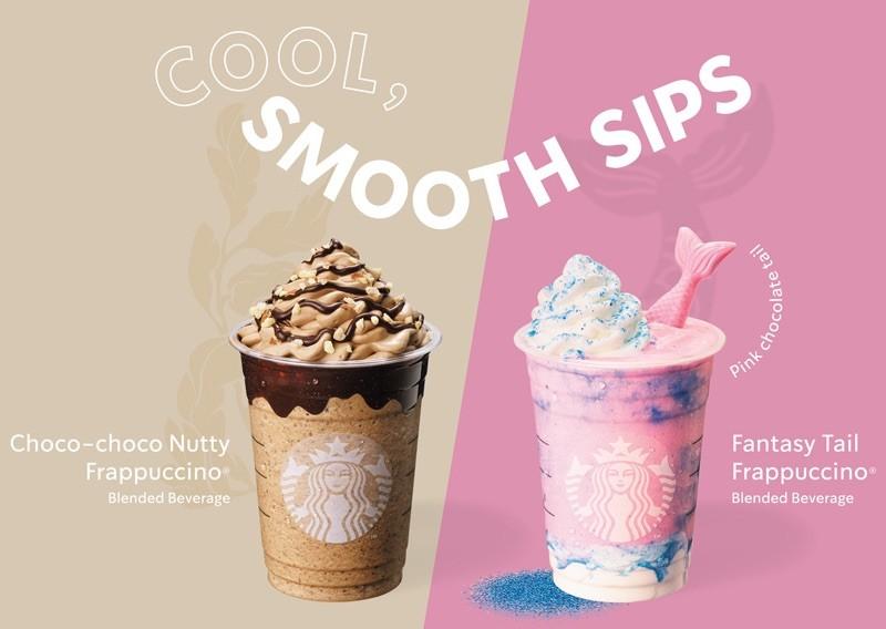 Starbucks Summer Frappuccino Online 3