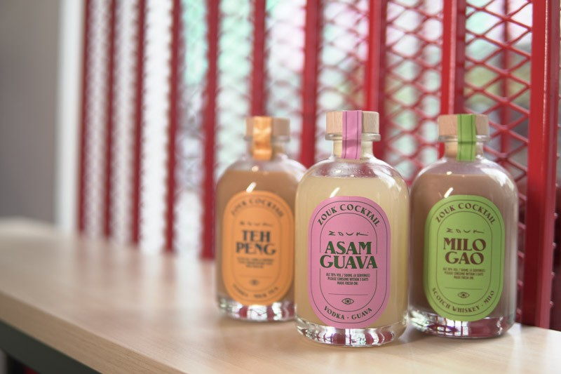Zouk Singapore New Bottled Locally Inspired Cocktails Online 4