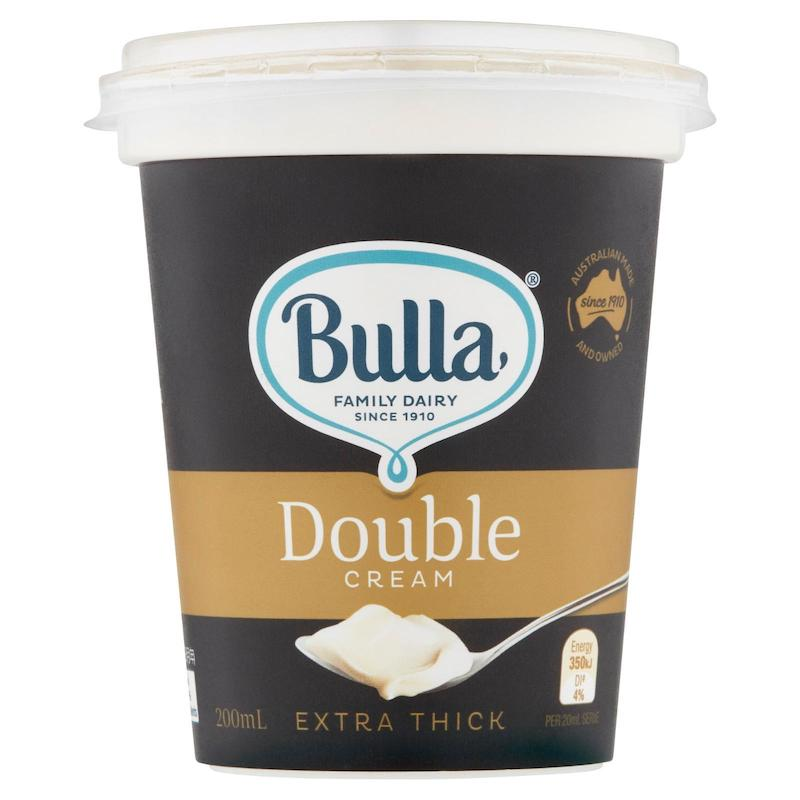 Bulla Double Cream