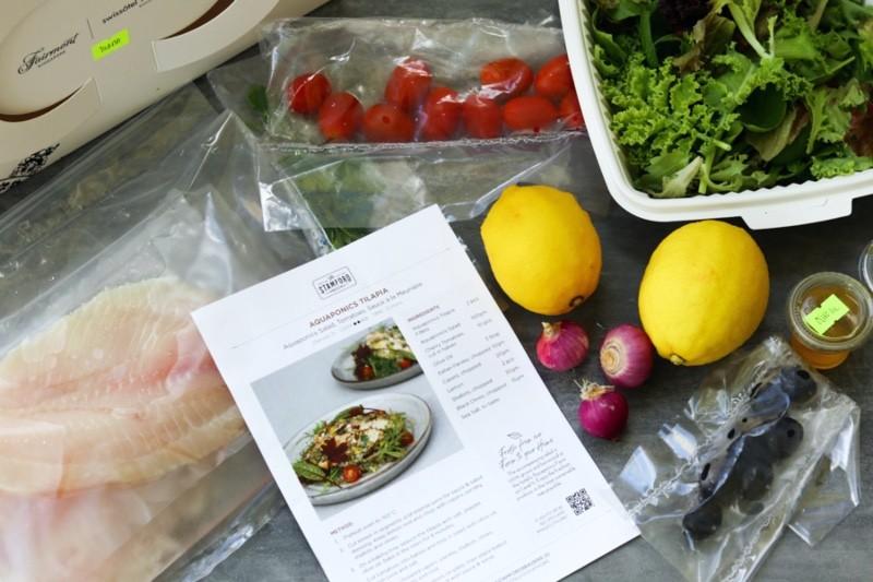 Meal Kits Singapore Fairmont 1