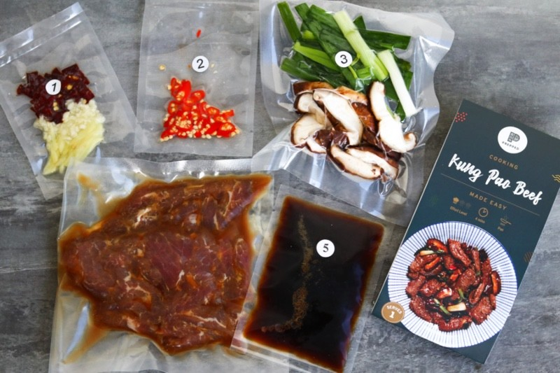 Meal Kits Singapore Prepped 1