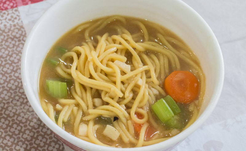 Simple Stay Home Recipes Kungfu Panda Secret Ingredient Noodles 9