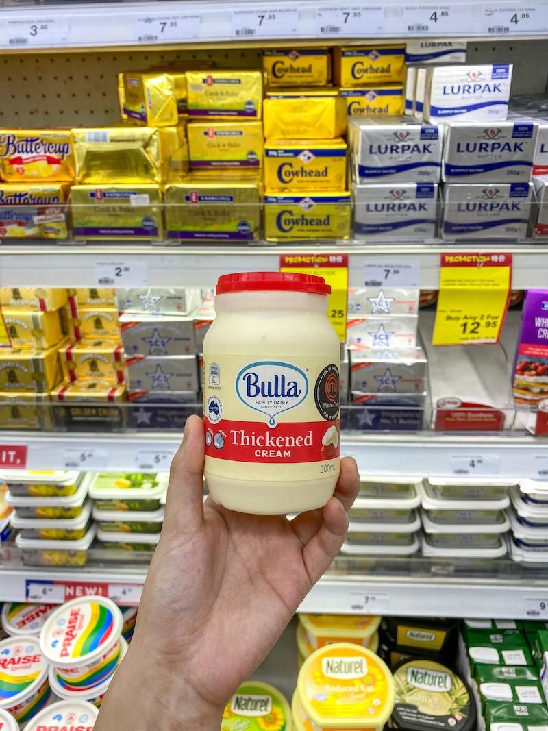 Thickened Cream