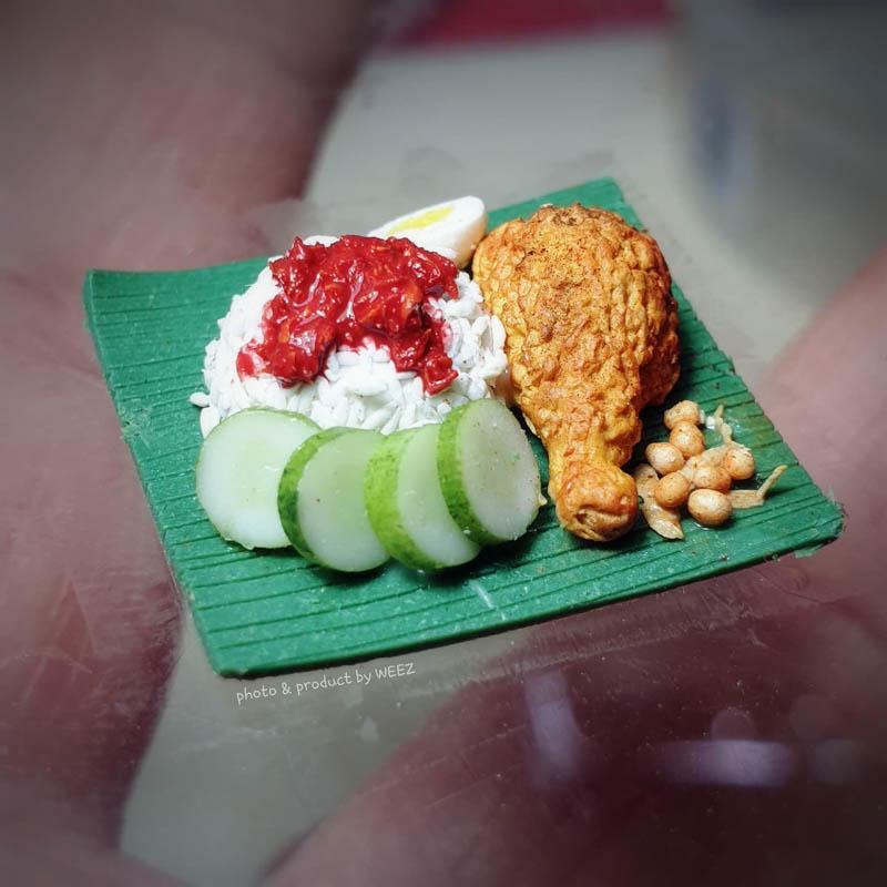 Weez Malaysia Food Themed Earrings Jun 2020 Online 2