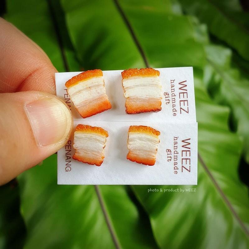 Weez Malaysia Food Themed Earrings Jun 2020 Online
