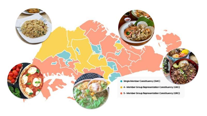East Coast GRC Food Guide 2020