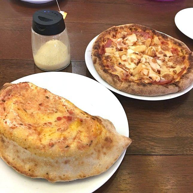 Pizzeria Lucia Online East Coast GRC Food Guide 2020