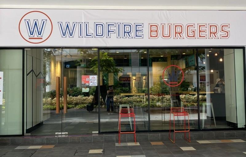 Wildfire Chicken & Burgers 1