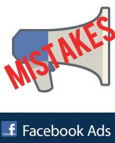 Facebook marketing ad mistakes