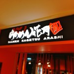 Ramen Kagetsu Arashi (The Cathay): Singapore Food Review
