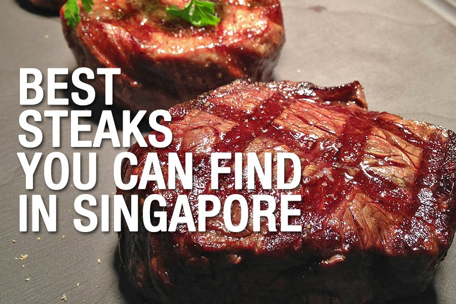 best steakhouse in singapore
