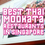 8 Best Thai Mookata Restaurants in Singapore
