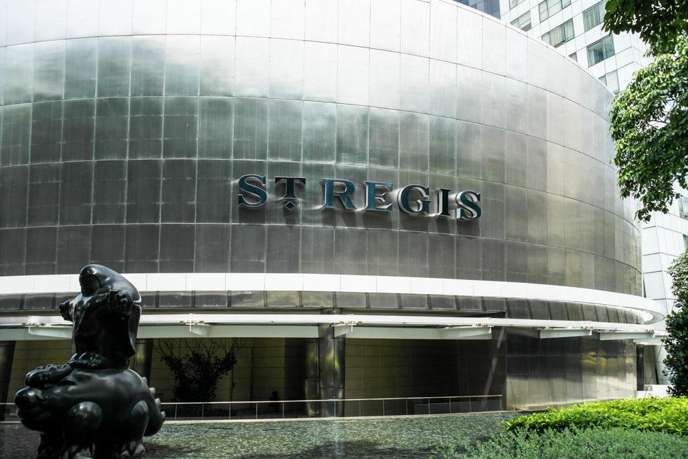 st regis singapore luxury hotel