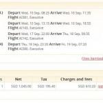 Air India SINDELFRA