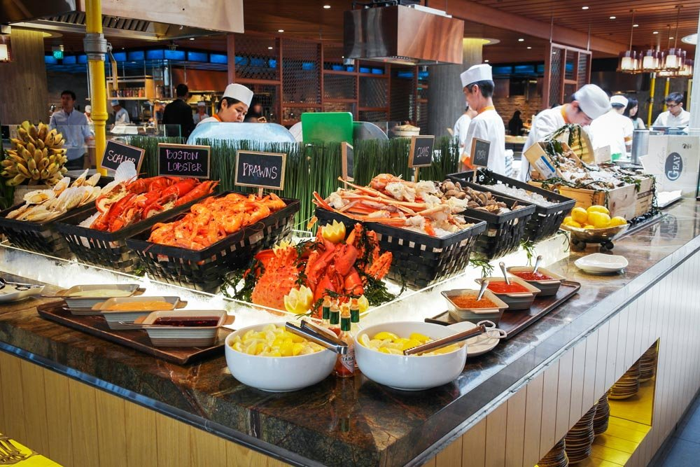25 best buffets in singapore ultimate all you can eat for Buffet cuisine