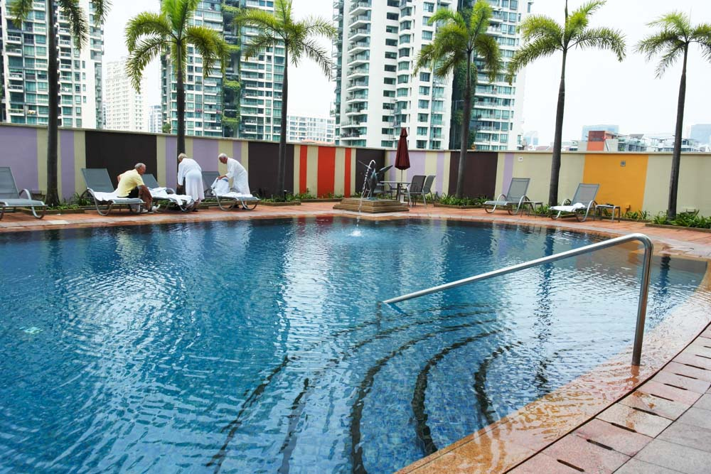 Copthorne Waterfront Hotel Singapore Review