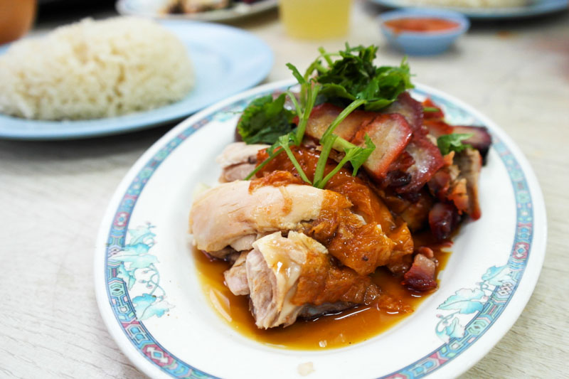 leong yeow best chicken rice singapore SMU