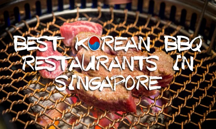 14 Best Korean Bbq Restaurants In Singapore That You Won T Mind