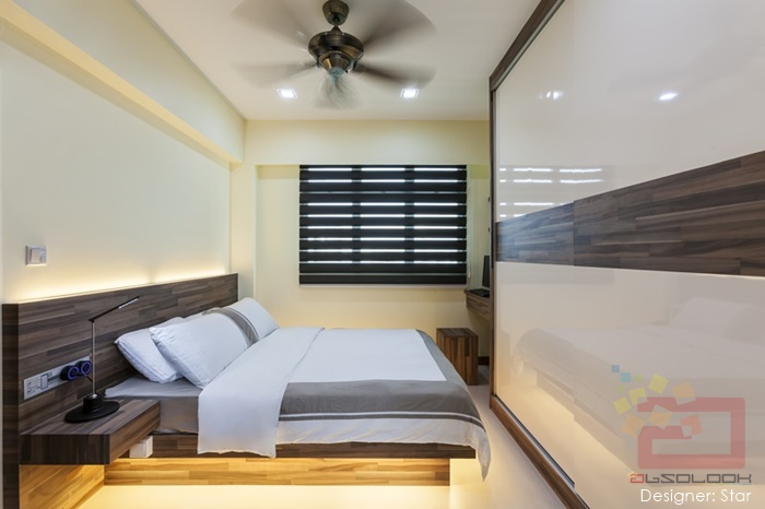 Singapore Hdb Bedroom Ideas Sengkang