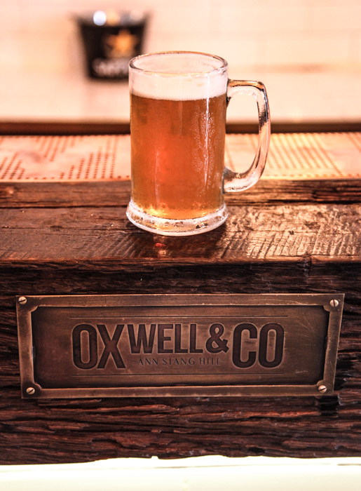 Oxwell and co - Oxhorn Lager