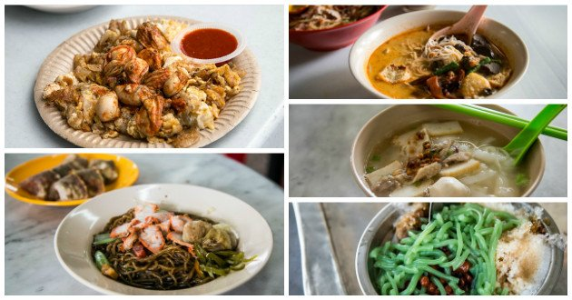 best penang street food hawker