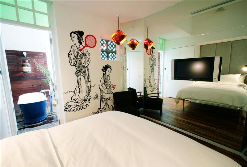 new majestic garden room boutique hotel singapore