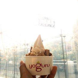 yoguru best froyo in singapore