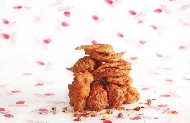 Best Korean Fried Chicken Singapore 4 fingers