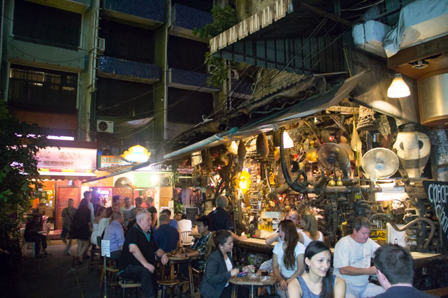 bangkok bars to drink at