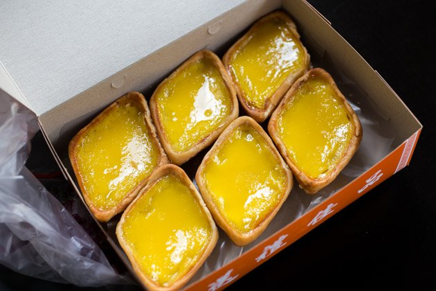 tong heng best egg tarts singapore