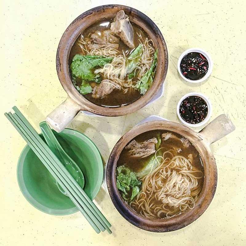 Ang Mo Kio Food Guide Hong Ji Ba Kut Teh