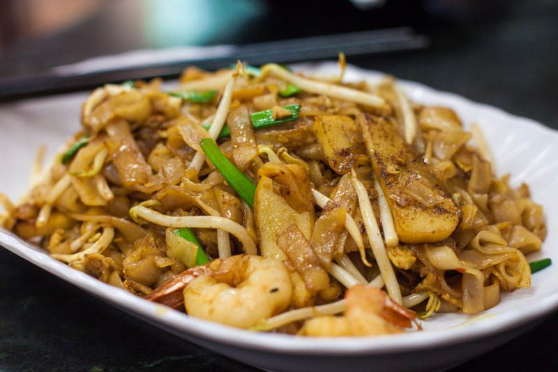 didn't expect much from Killiney's Char Kway Teow considering ...