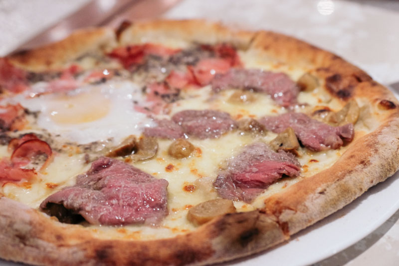 Best Pizzas singapore La Braceria close up (1 of 1)