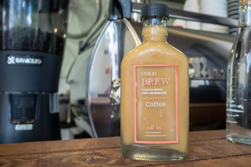 best cold brew coffee singapore &why