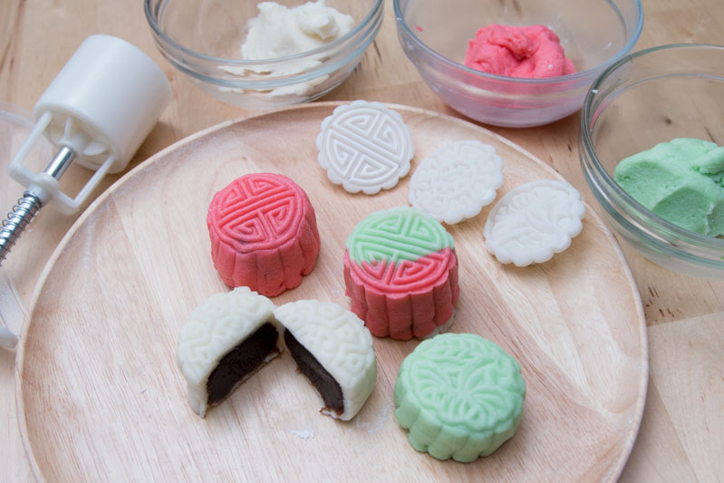 No Bake Snowskin Mooncake Recipe Ready To Eat In 4 Simple Steps