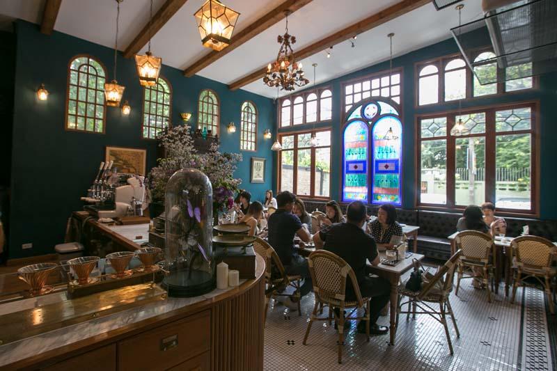 Coffee Cafe Bangkok