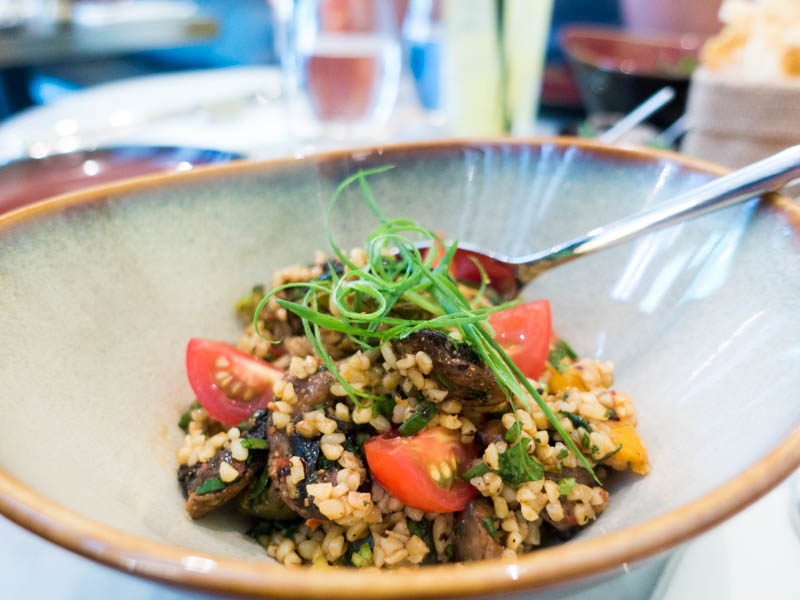 The Fat Prince - Quinoa Tabbouleh