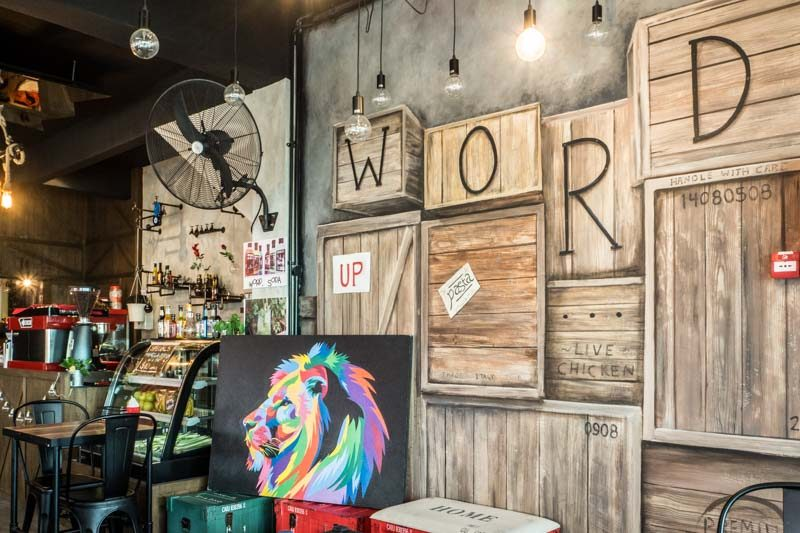 word cafe