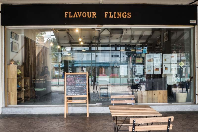 Flavour Flings: Raclette Cheese Salted Egg Yolk Croissant Combines  Singapore's Best Food Trends